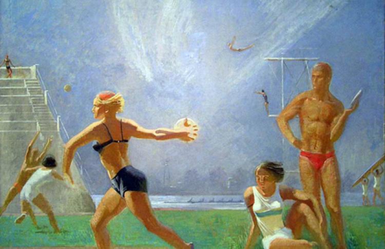 Мифологемы и парадоксы раннесоветского искусства