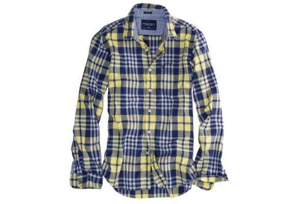 10мужских рубашек вклетку - Фото №2