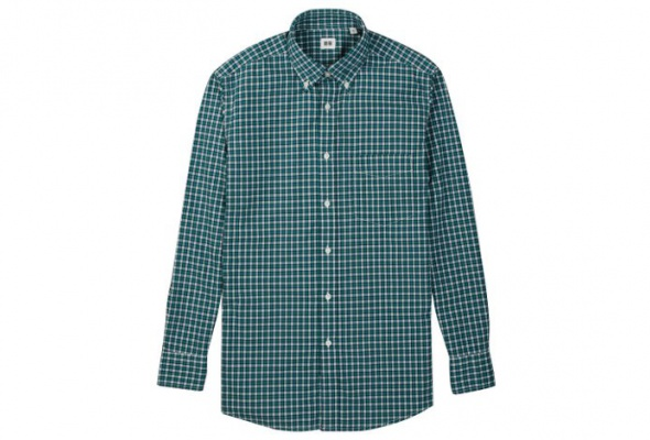 10мужских рубашек вклетку - Фото №3