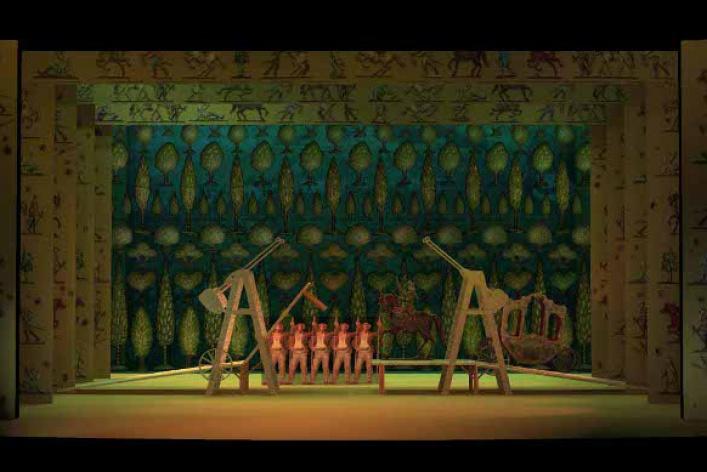 «Черешневый лес»: главные события недели