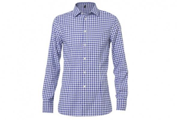 10мужских рубашек вклетку - Фото №4