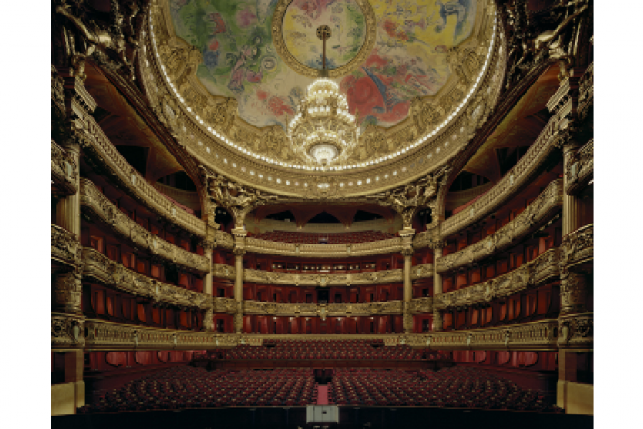 Портреты театров