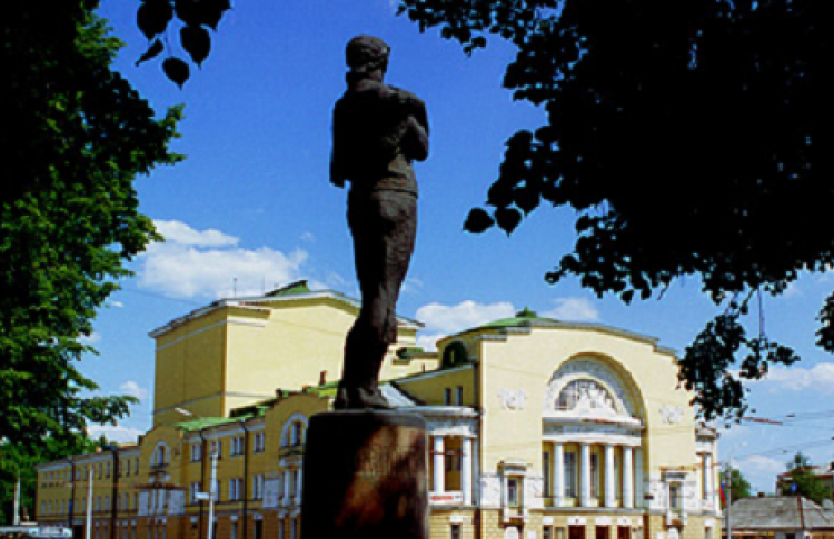 Академический театр драмы им. Ф.Волкова (Ярославль)