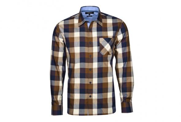 10мужских рубашек вклетку - Фото №6
