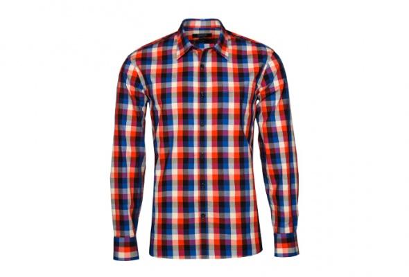10мужских рубашек вклетку - Фото №7