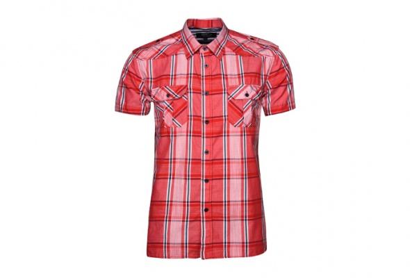 10мужских рубашек вклетку - Фото №8