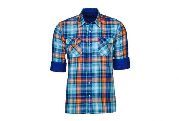 10мужских рубашек вклетку - Фото №9