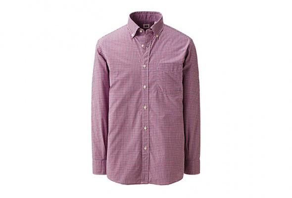 10мужских рубашек вклетку - Фото №11