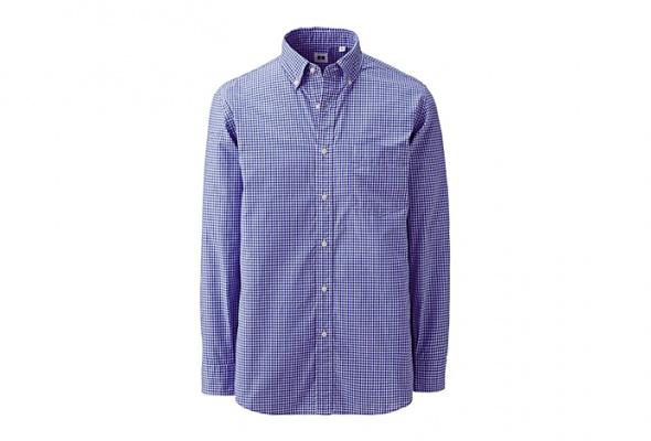 10мужских рубашек вклетку - Фото №12