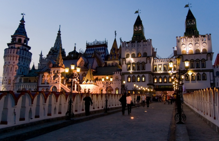 Ночь музеев в Измайловском Кремле