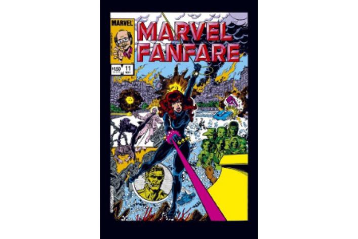 Комиксы легендарных «Мстителей»