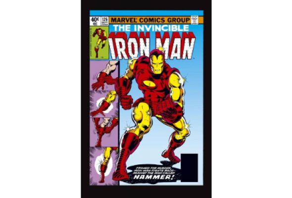 Комиксы легендарных «Мстителей» - Фото №4