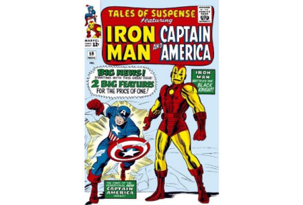 Комиксы легендарных «Мстителей» - Фото №2