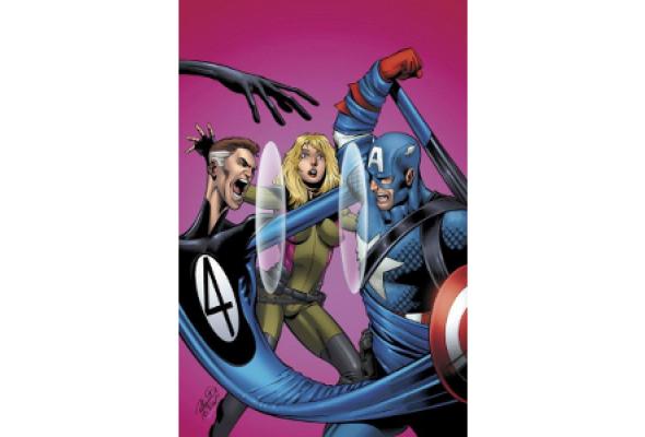 Комиксы легендарных «Мстителей» - Фото №0