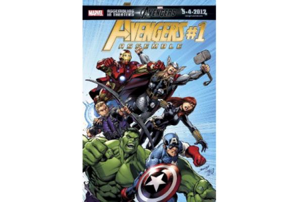 Комиксы легендарных «Мстителей» - Фото №1