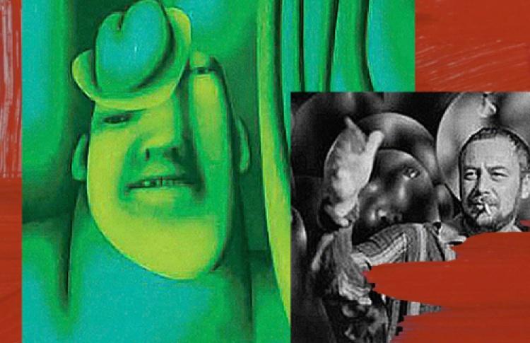 """Презентация документального фильма о ленинградском нонконформизме """"Вершины Голубой лагуны"""""""