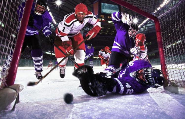 ''Чешские Хоккейные Игры'' в ДС ''Юбилейный''