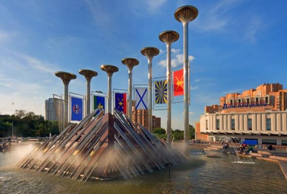 9самых красивых фонтанов Москвы - Фото №3