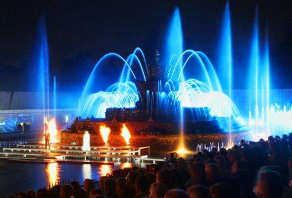 9самых красивых фонтанов Москвы - Фото №6