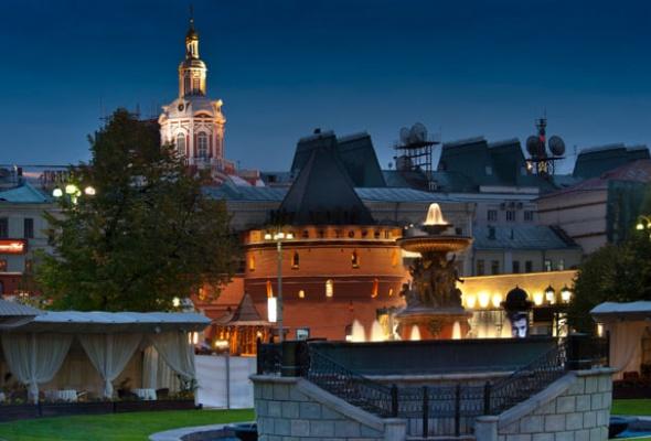 9самых красивых фонтанов Москвы - Фото №4