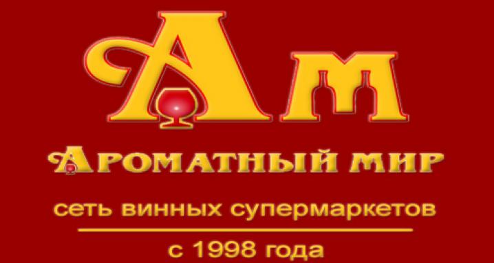 Ароматный мир на набережной Тараса Шевченко