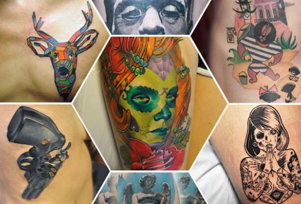 7модных татуировщиков - Фото №4