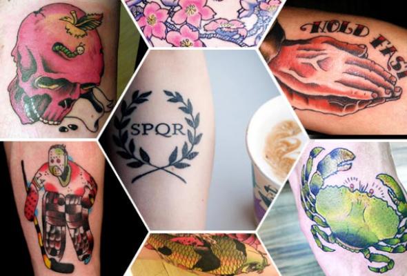 7модных татуировщиков - Фото №5