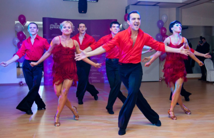 Международный день танца в GallaDance Монарх Центр