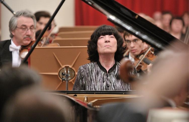Фортепианный вечер Элисо Вирсаладзе