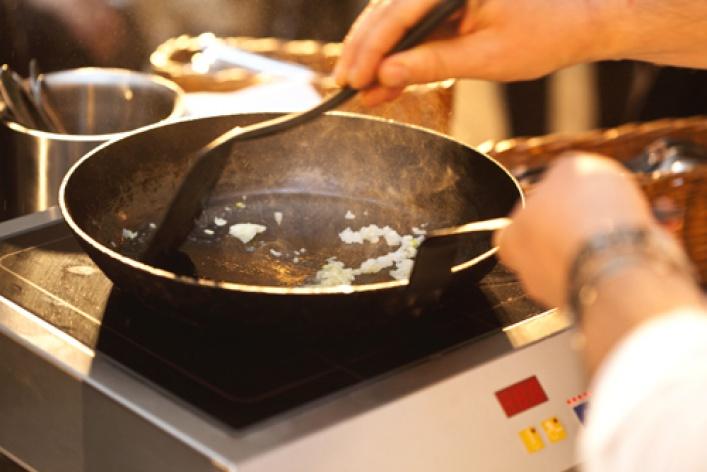 Мастер-класс: новая немецкая кухня