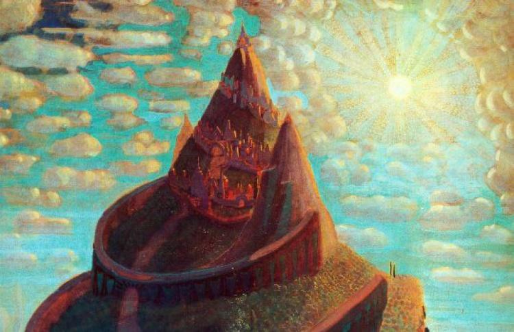 Звезда Н.К.Чюрлениса: поющие краски и светящиеся звуки