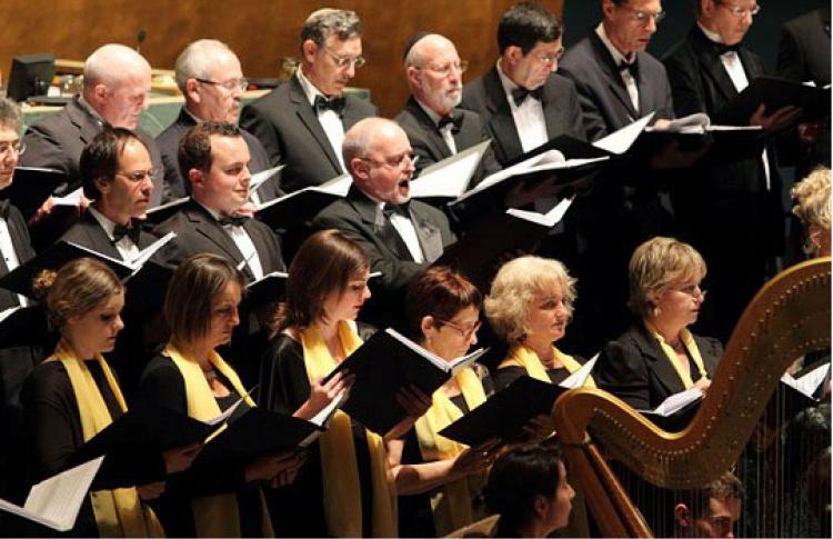 Хоровой Гала-концерт