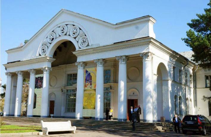 НаВВЦ заработал Концертно-выставочный центр