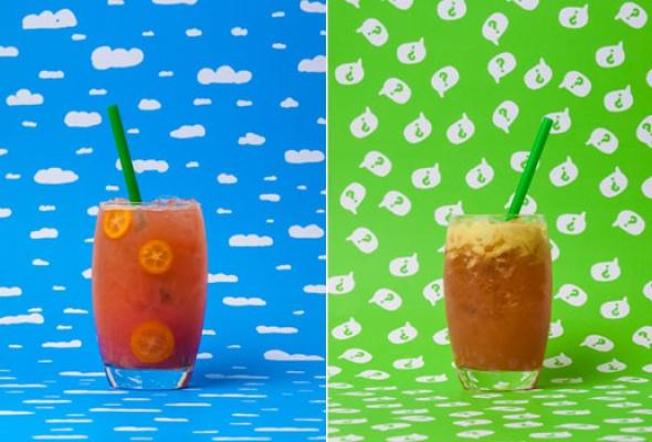 Яркие летние напитки - Фото №1