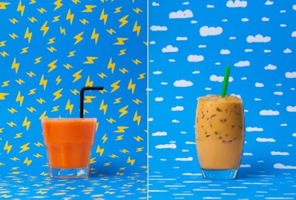 Яркие летние напитки - Фото №2