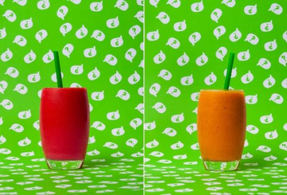 Яркие летние напитки - Фото №3