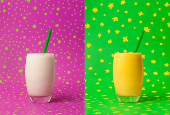 Яркие летние напитки - Фото №4