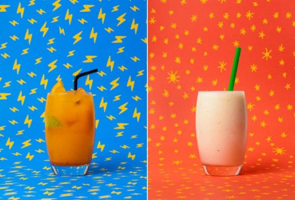 Яркие летние напитки - Фото №5