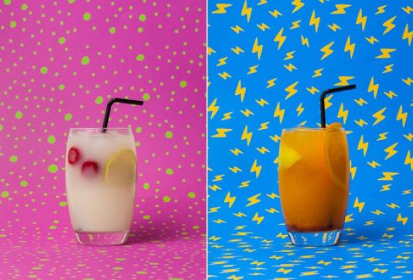 Яркие летние напитки - Фото №6