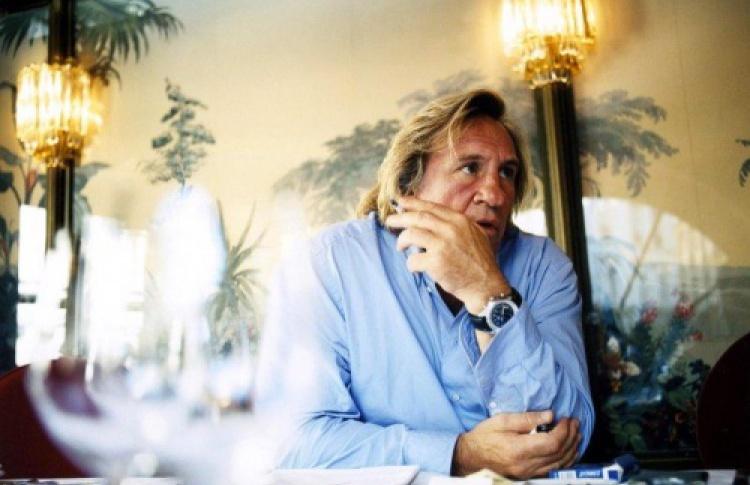 «Яприготовлю ужин, попьем нашего вина, расскажу вам про жизнь, творчество, кулинарию инемного ополитике»
