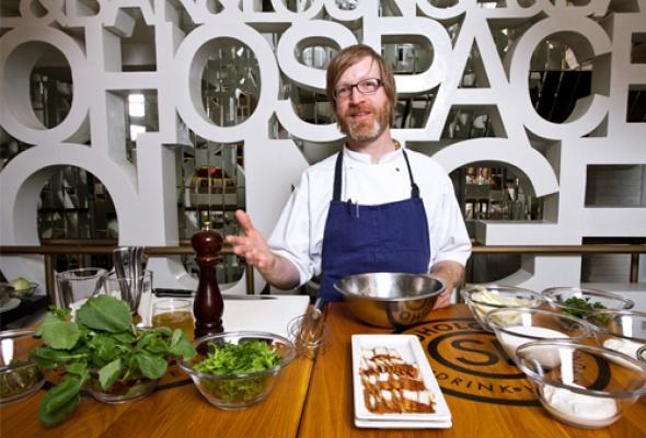Мастер-класс: современная американская кухня - Фото №0
