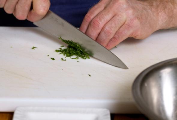 Мастер-класс: современная американская кухня - Фото №8