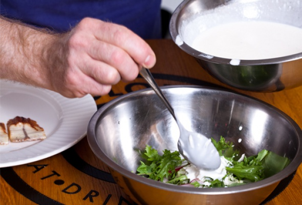 Мастер-класс: современная американская кухня - Фото №11