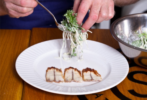 Мастер-класс: современная американская кухня - Фото №12