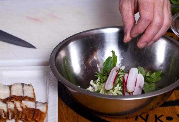 Мастер-класс: современная американская кухня - Фото №9
