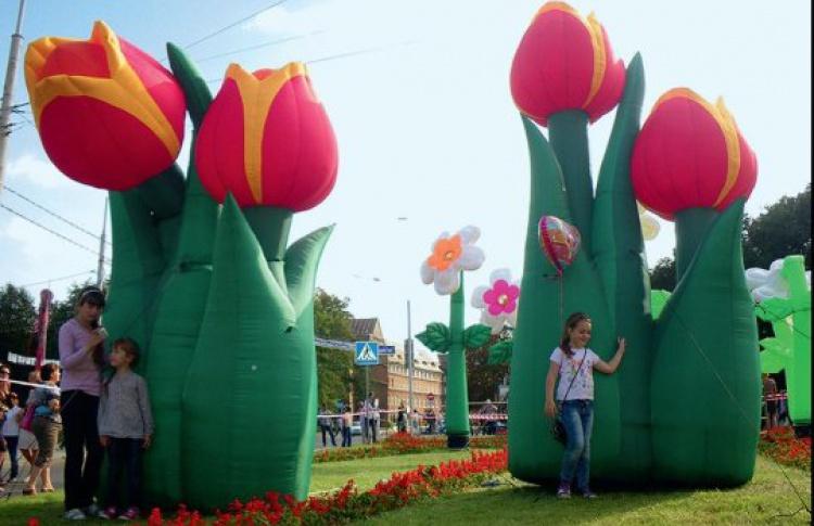 Праздник весны и цветов