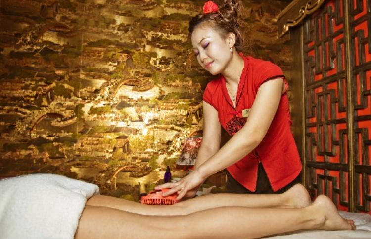 Asia Beauty Spa дарит гостям новогодние подарки