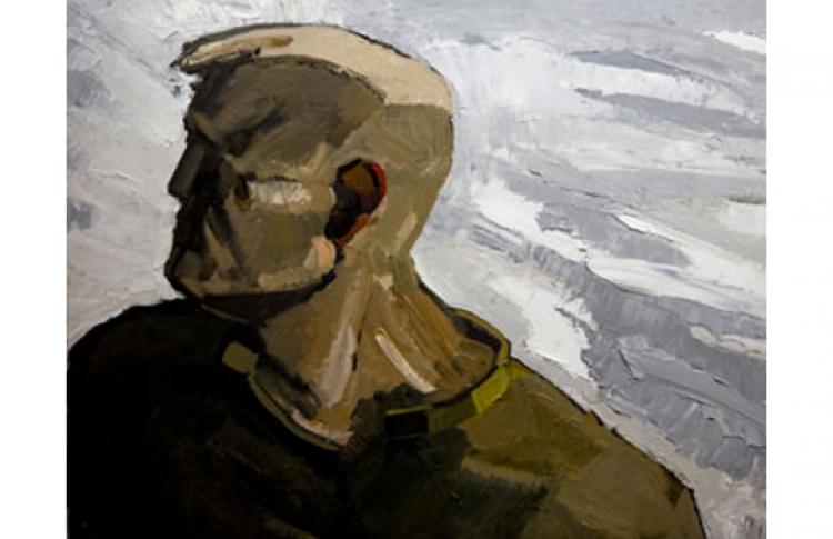 Иван Глазков «Траншея»