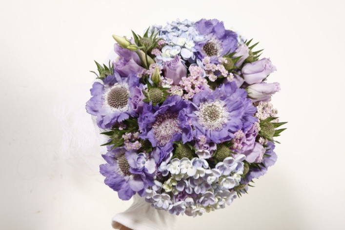 Цветочная галерея «Турандот» открывает свадебный сезон 2012