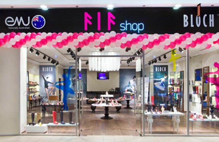 Флагманский магазин FIF Shop открылся вновом формате
